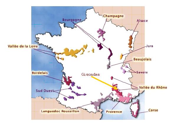 Gigondas_map